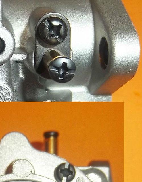 long throttle shaft carb RONENG 3